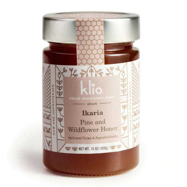 Ikaria Honey Pine/Wildflower (16 oz)- LIMIT ONE PER CUSTOMER