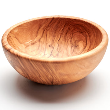 Small Olive Wood Bowl
