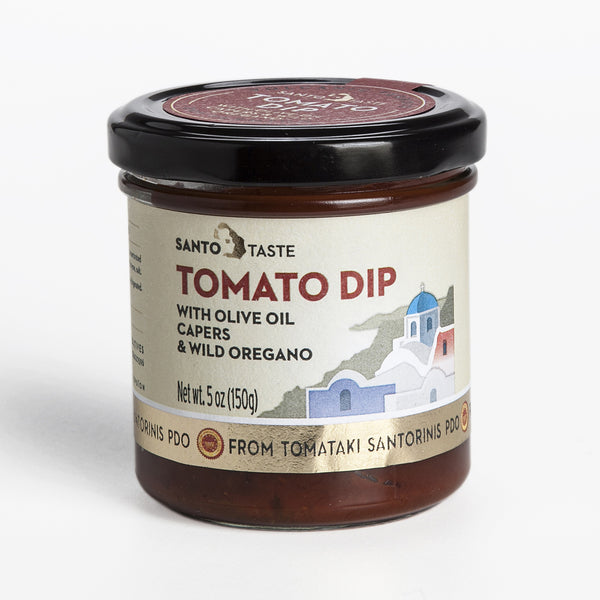 Santorini Tomato Dip with Capers & Oregano (5.3 oz)
