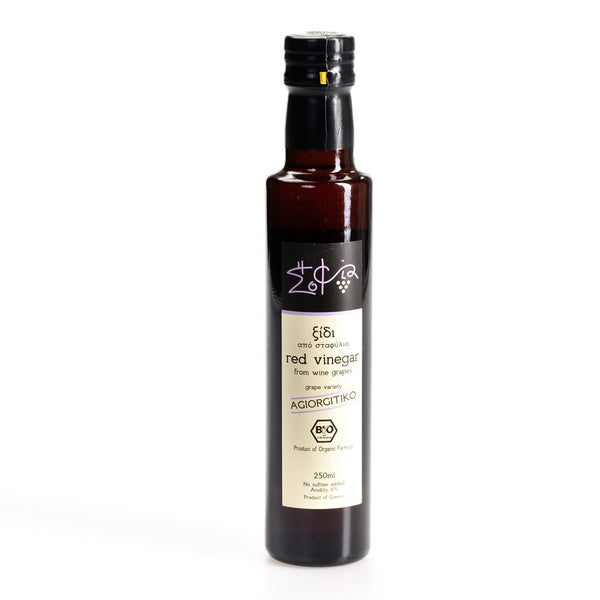Organic Red Wine Vinegar (8.5 oz)