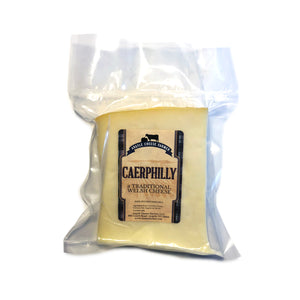 Caerphilly (Welsh Cheese)