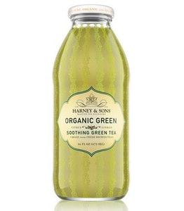 Organic Green Iced Tea with Citrus & Ginko