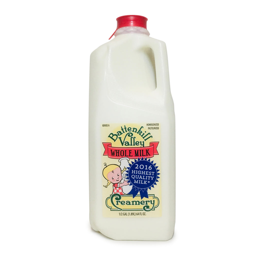 Whole Milk Half Gallon