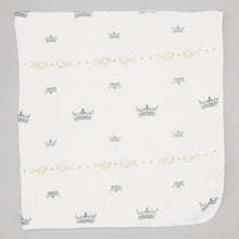 Load image into Gallery viewer, Royal Baby Muslin Swaddle Blanket