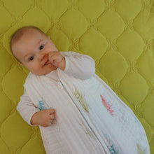 Load image into Gallery viewer, Feathers - Sleeping Bag (fits 3-9 months)