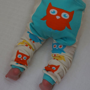 Owl Baby Leggings (available in 3 sizes)