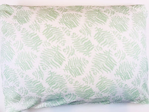 Standard Muslin Pillowcase (choice of pattern)