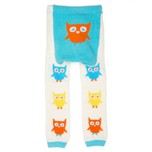 Load image into Gallery viewer, Owl Baby Leggings (available in 3 sizes)