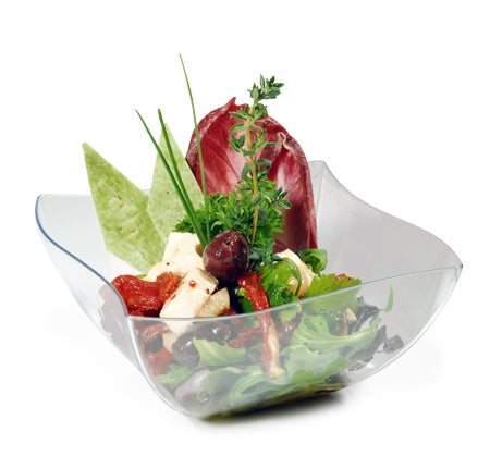 16oz. Serving salad Bowls Clear