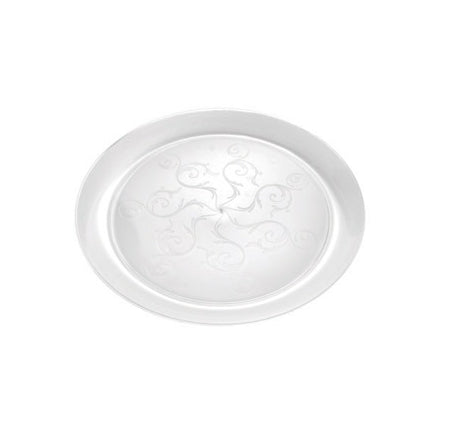 "6.25"" Clear Plate"