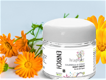 Load image into Gallery viewer, Enriching Calendula Night Cream