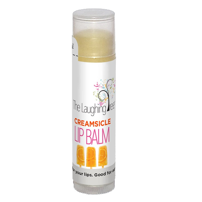 NEW Organic Creamsicle Lip Balm