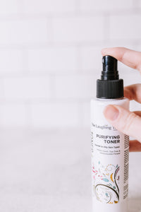 Willow Bark & Green Tea Clarifying Toner