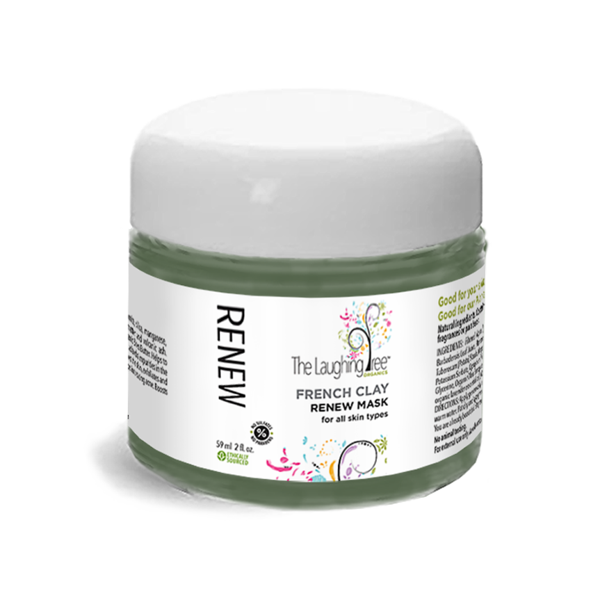 Renew French Clay Mask