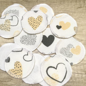 Organic Cotton Rounds - Set of 5