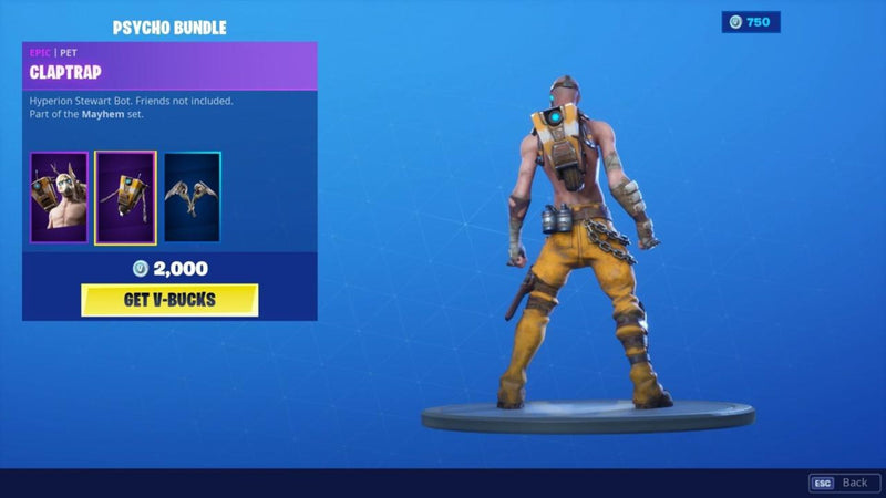 Epic games フォート ナイト