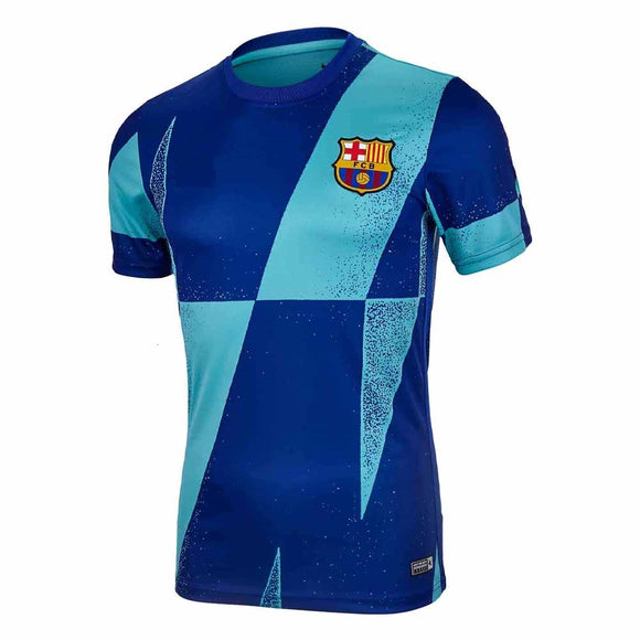 Original Barcelona Pre-Match Training Jersey 2019/20 [Superior Quality]