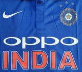 Original Rohit Sharma India International Cricket Jersey World Cup 2019