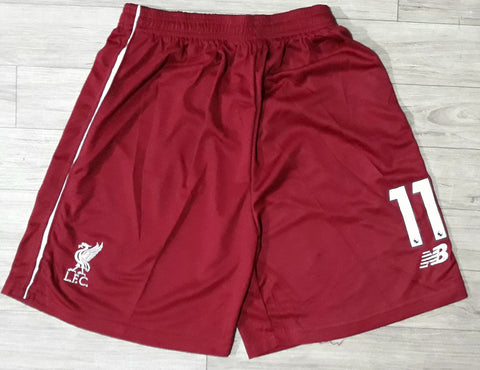 Original Mo Salah Liverpool Premium Home Shorts 2018-19
