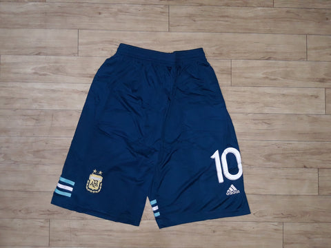 Original Messi Argentina International Premium Home Shorts 2019