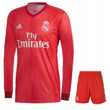 Original Real Madrid Full sleeve Premium 3rd Jersey 2018-19