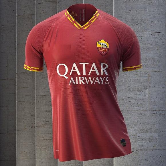 Original AS Roma Home Jersey 2019/20 [Superior Quality]