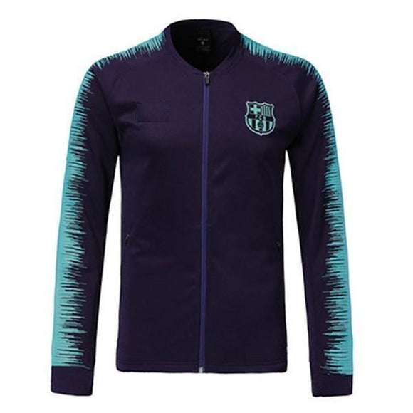 Original Barcelona Premium Zipper Purple 2018-19