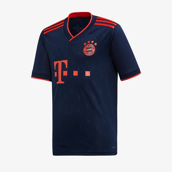 Original Bayern Munich 3rd Jersey 2019/20 [Player's Jersey]