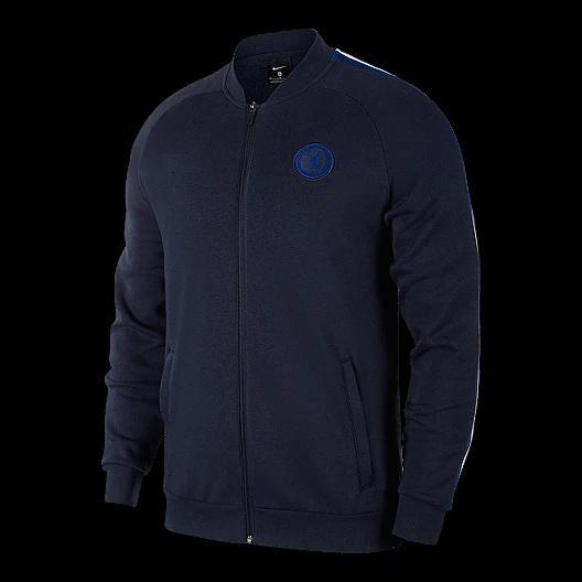 Original Chelsea Premium Anthem Jacket Dark Blue 2019/20
