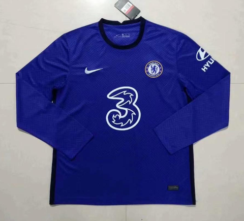 Chelsea Home Full Sleeve Jersey 2020/21 [Superior Quality]