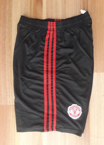 Manchester United 3rd Black Shorts 2020/21