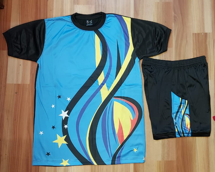 Kabaddi Kit Blue & Stars