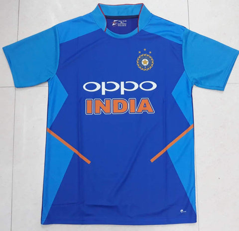India National Cricket Fan Jersey 2019