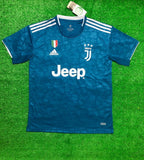 Original Juventus 3rd Jersey [With Italia Logo] 2019/20 [Superior Quality]