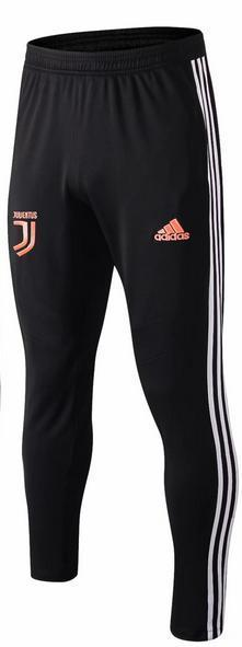 Original Juventus Home Training Black Trouser 2019/20