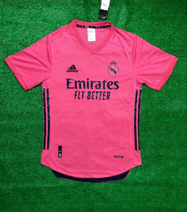 Real Madrid Away Jersey 2020/21 [Player's Quality]