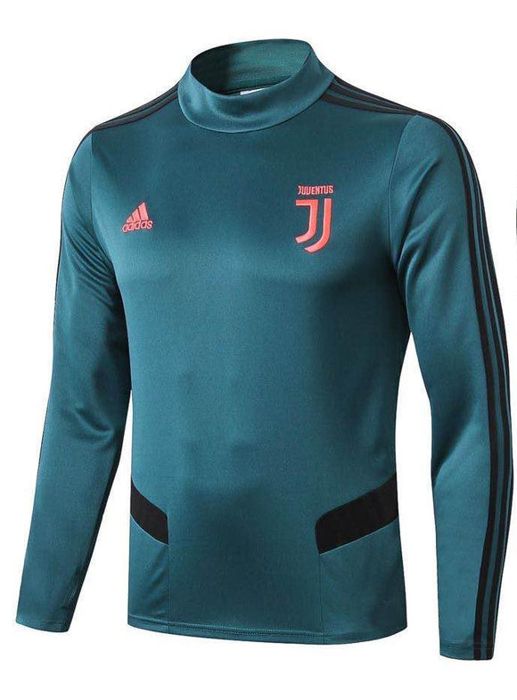 Original Juventus Green Track Upper 2019/20