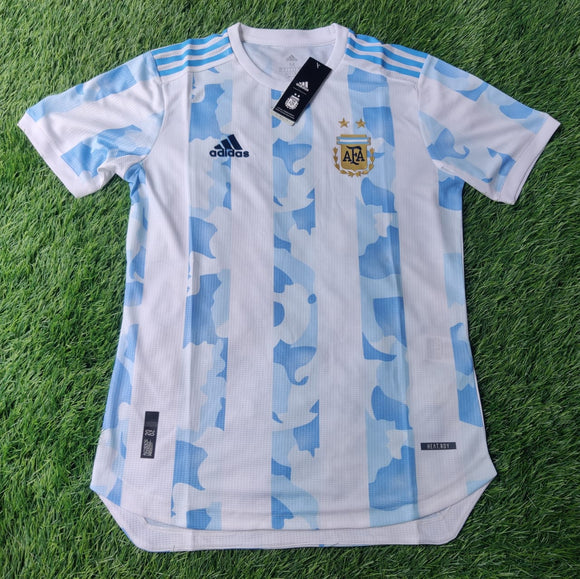 Original Argentina International Home Jersey 2021 [Player's Quality]