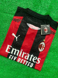 AC Milan Home Jersey 2020/21 [Player's Quality]
