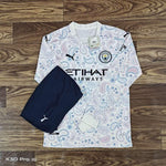 Manchester City 3rd Full Sleeves Jersey 2020/21 [Premium Quality]