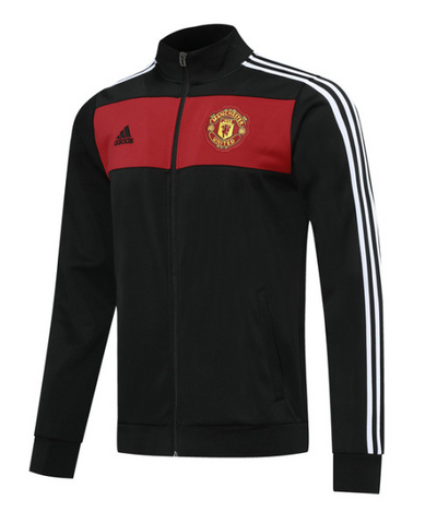 Manchester United 3rd Jacket Black/Red 2020/21