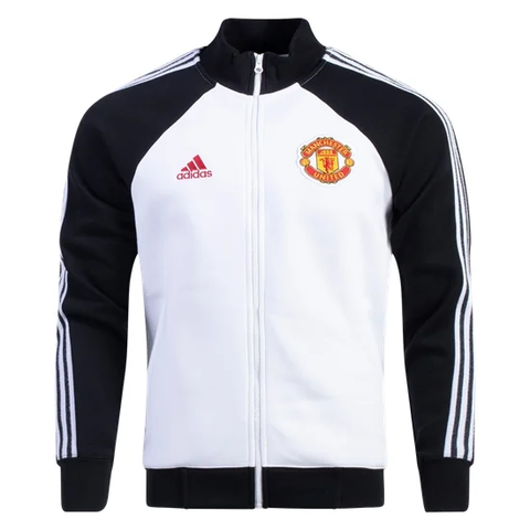 Manchester United 3rd Jacket White/Black  2020/21