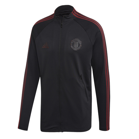 Manchester United Jacket Black/Red 2020/21