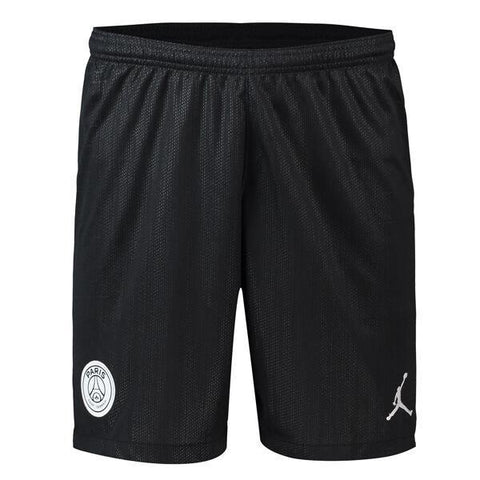 Original Jordan X Black PSG Shorts 2018-19