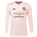 Original Manchester United Full Sleeve Premier League Edition Away Jersey 2018-19 [Superior Quality]