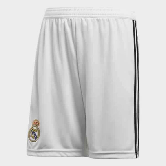 Original Real Madrid Premium Home Shorts 2018-19
