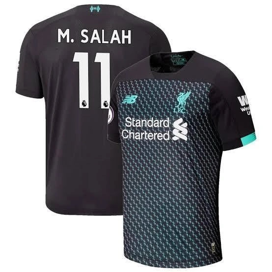Original Mo Salah Liverpool 3rd 19/20 [Superior Quality]