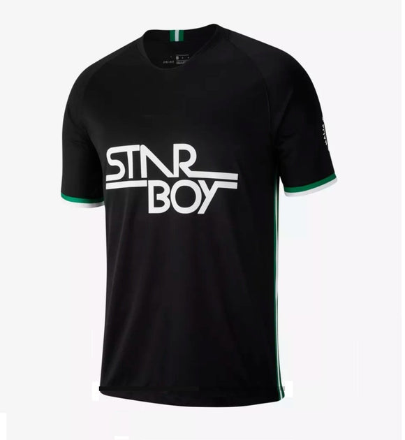 Original StarBoy Premium Limited Edition Black Jersey [Superior Quality] 2019/20