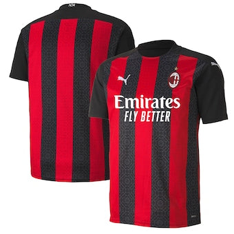 AC Milan Home Jersey 2020/21 [Superior Quality]
