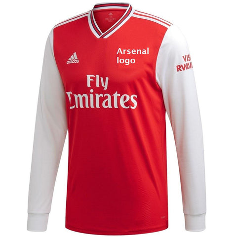 Original ARSENAL Premium Full Sleeve Home Jersey 2019/20